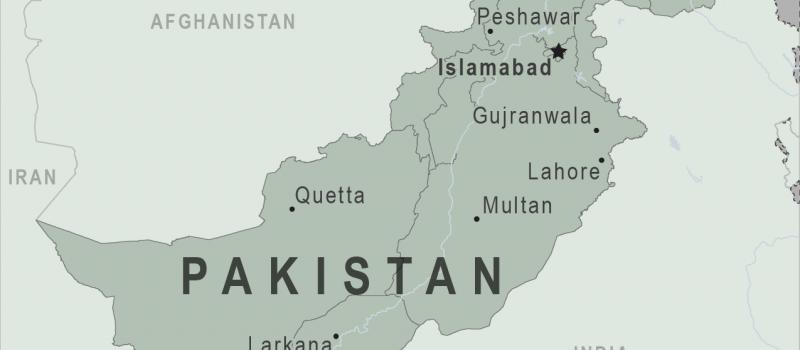 map-pakistan